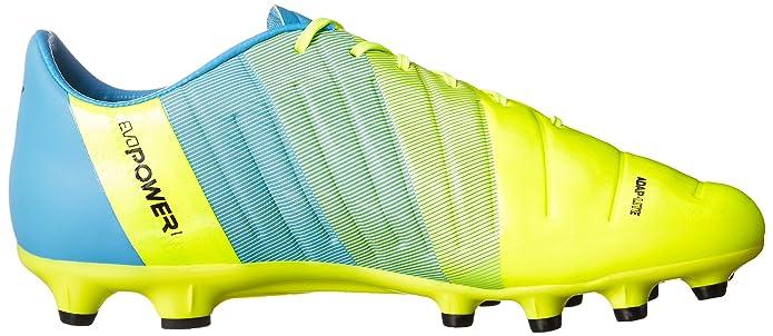 Puma Evopower 1.3 AG - Botas de fútbol Hombre: Amazon.es: Zapatos y complementos