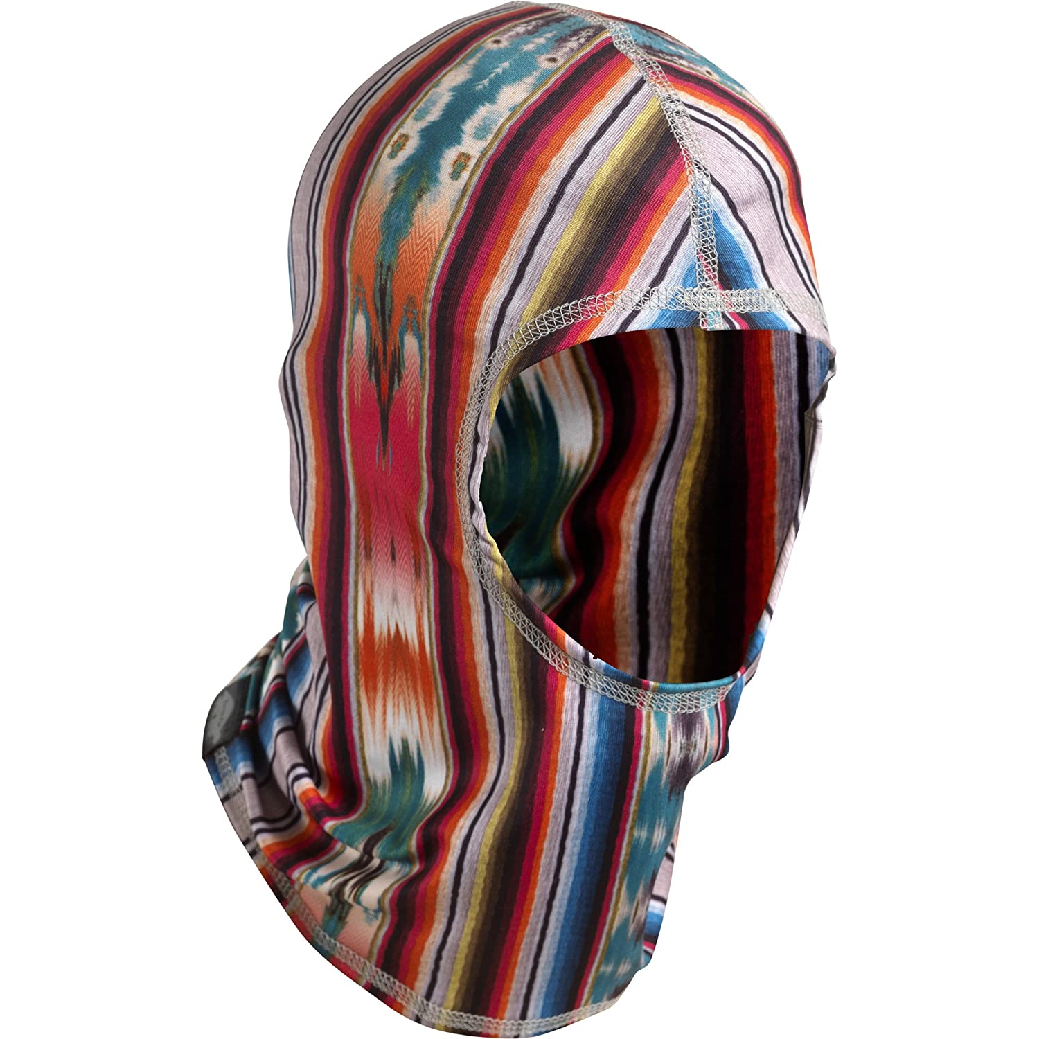 Turtle Fur Comfort Shell Frostklava, Lightweight Performance Balaclava Painted Blanket Statement
