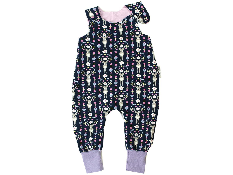 Kleine Könige Pelele para bebé, modelo Reh My Deer lila, color ...