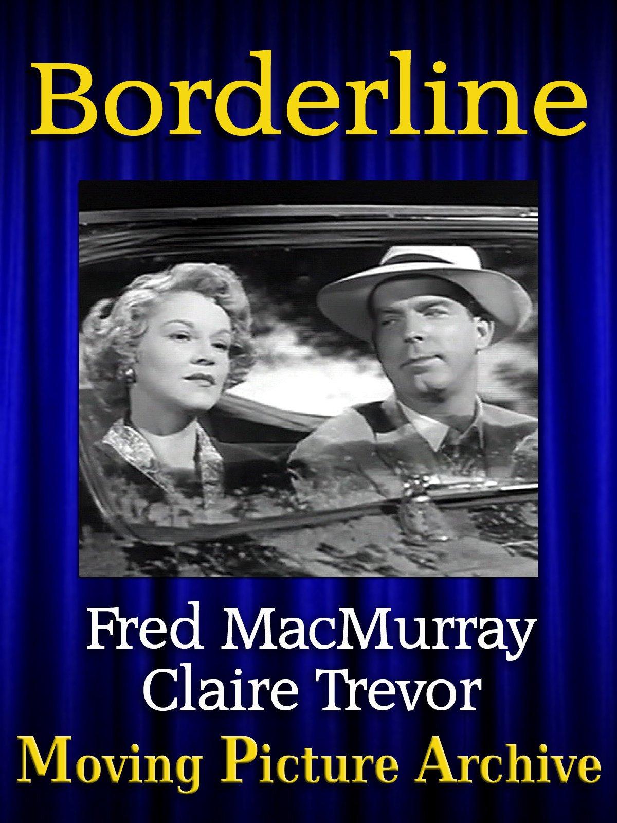 Borderline - 1950 on Amazon Prime Video UK