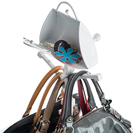Amazon.com: pursenal Butler Soporte de s up purse abierta ...