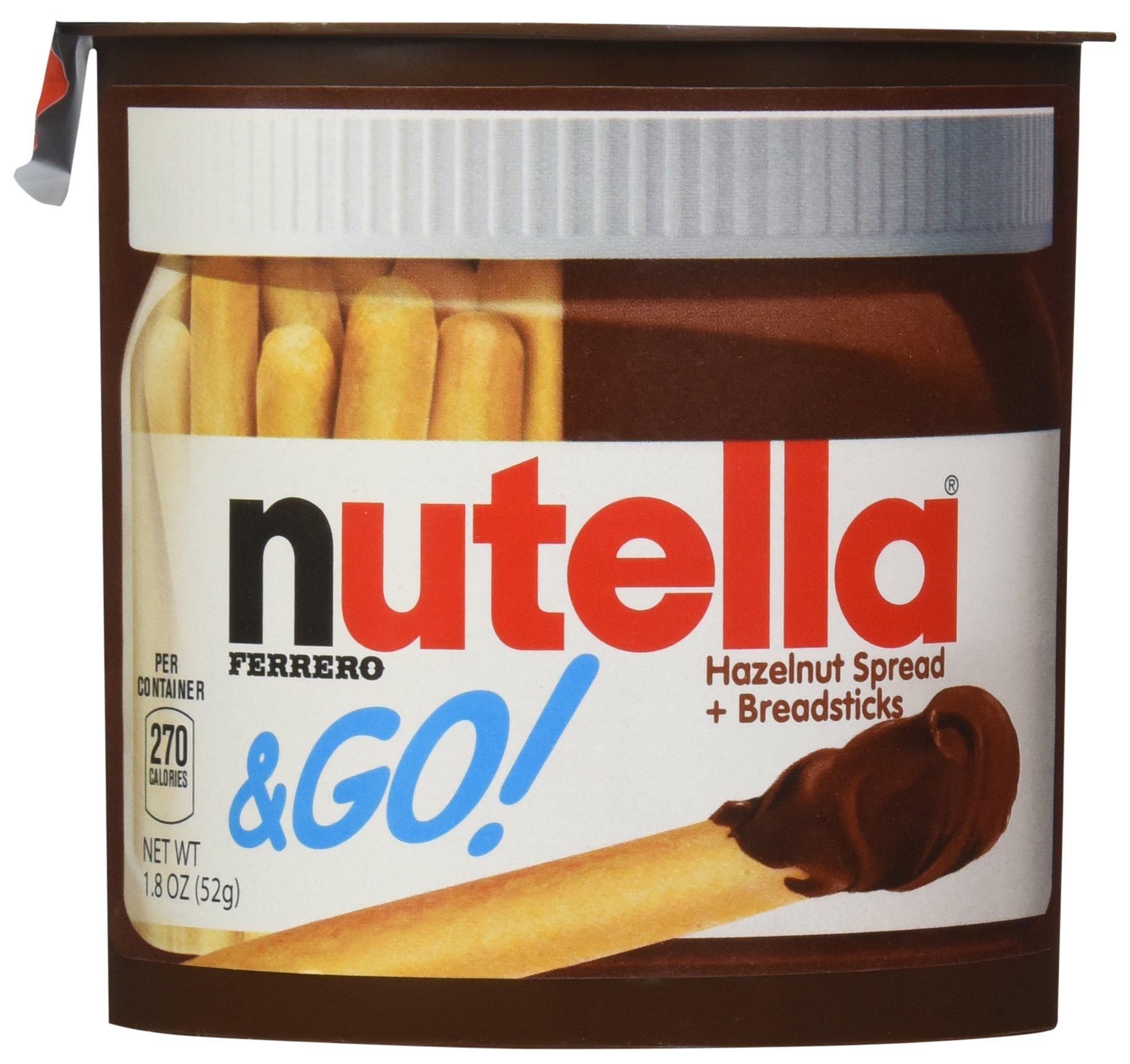 Nutella and Go, 1.8 oz