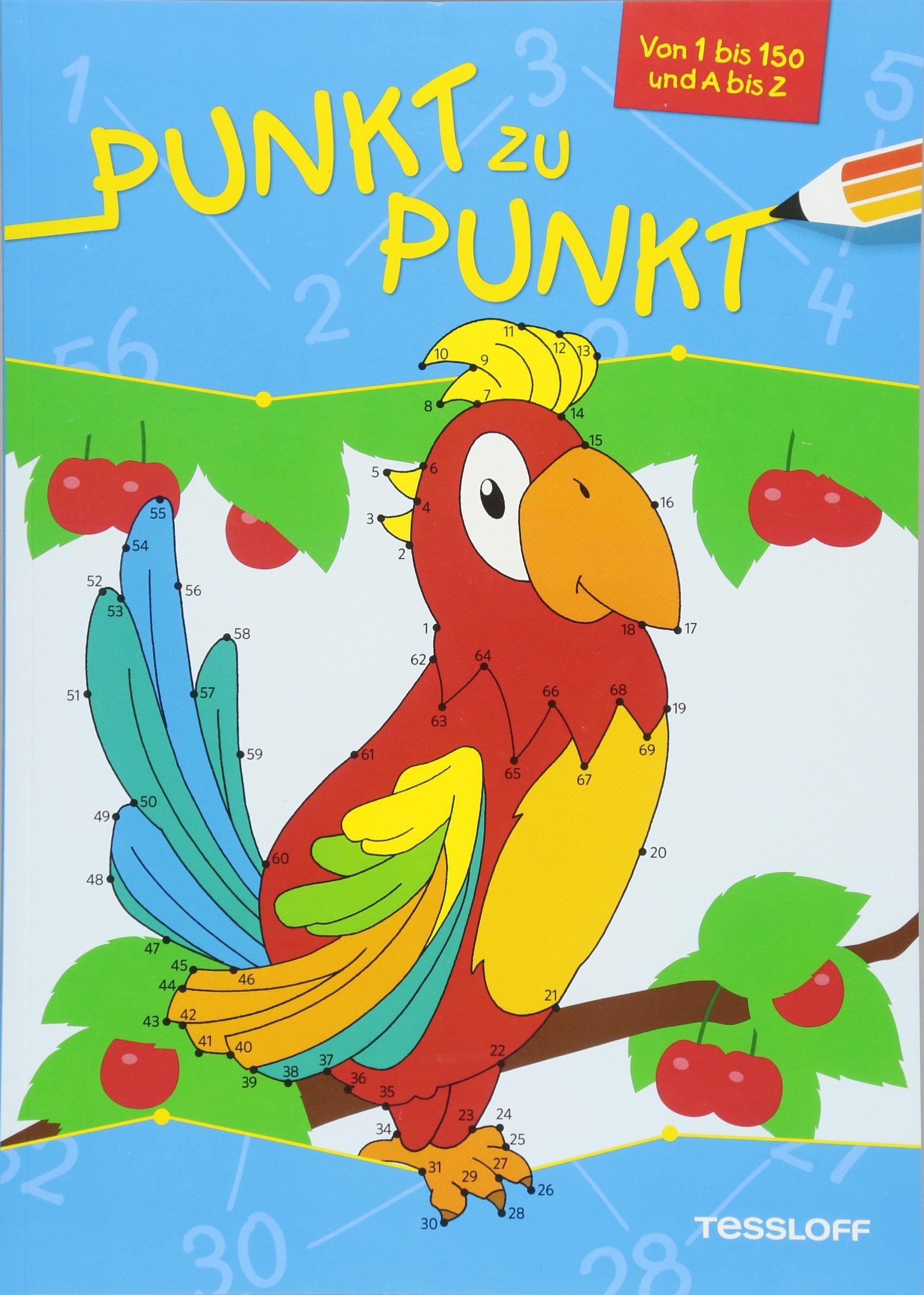 Punkt zu Punkt (Papagei): Von 1 bis 150 und A bis Z (Von Punkt zu Punkt)