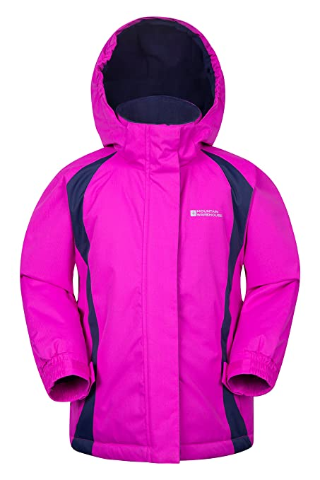 bc72061f0b Mountain Warehouse Honey Kids Ski Jacket - Snowproof Childrens Jacket