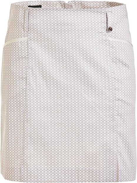 GOLFINO Falda pantalón de Golf elástica con un Moderno Estampado ...