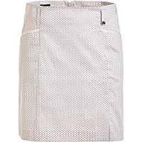 GOLFINO Falda pantalón de Golf elástica con un