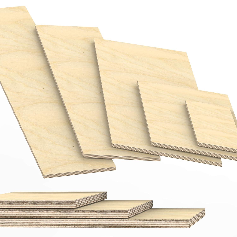 21mm Multiplex Zuschnitt L/änge bis 200cm Multiplexplatten Zuschnitte Auswahl 100x110 cm