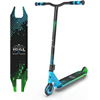 Vokul Bzit K1 Pro Scooter Complete Stunt Scooter - Beginner to Intermediate Tricks Scooters for Kids 8 Years and Up, Teens/Adults–Durable, Freestyle Scooter for Boys and Girls