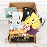 CatLadyBox - Subscription Box for Cat Ladies and Cats: Crazy - Small