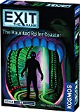 Exit: The Haunted Roller Coaster | Exit: The Game - A Kosmos Game from Thames & Kosmos | Family-Friendly, Card-Based at…