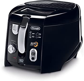 DeLonghi D28313UXBK Small Deep Fryer