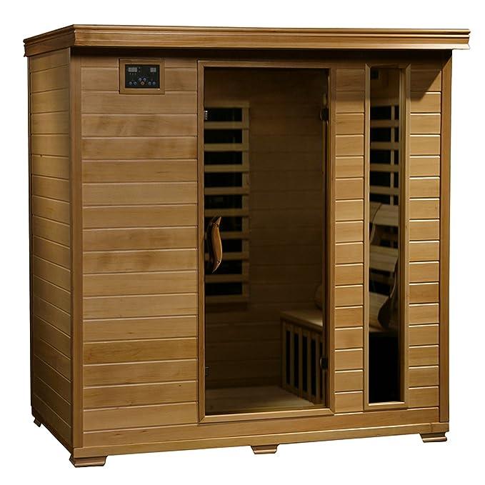 Best Infrared Sauna: Radiant Saunas BSA2418
