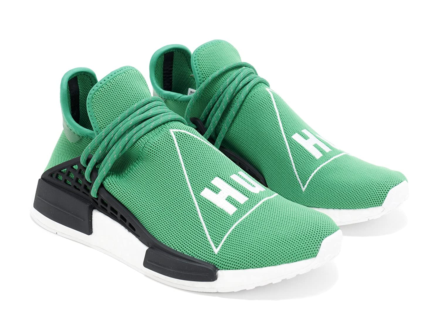 4ecb3b4a95949 adidas NMD Human Race Trail Pharrell Williams Multi Trainer  Amazon.co.uk   Shoes   Bags