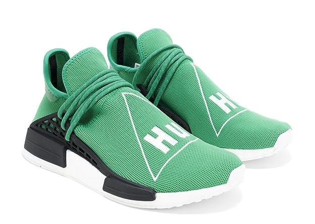 ea60e5219 adidas NMD Human Race Trail Pharrell Williams Multi Trainer  Amazon.co.uk   Shoes   Bags