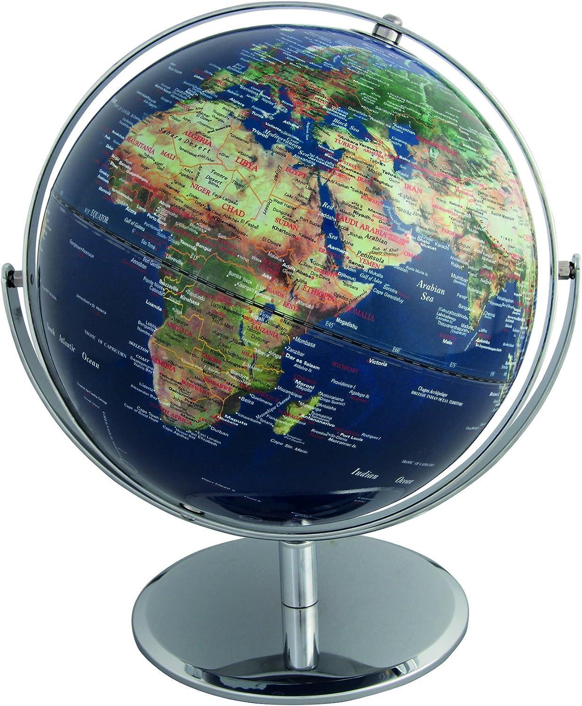 Multi Directional Sign 22815/Globe 25/cm Blue