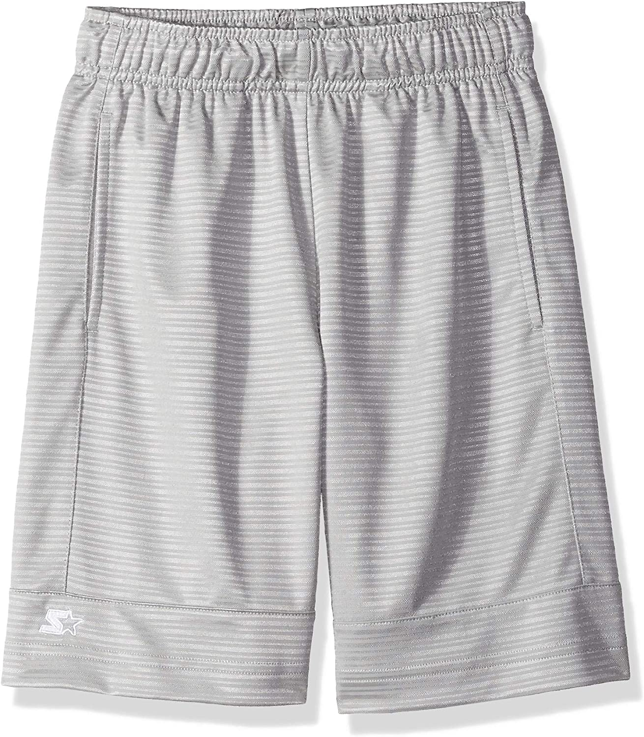 Starter Boys 8 Dazzle Basketball Short with Pockets Exclusive