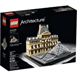 LEGO Architecture 21024 Louvre Building Kit