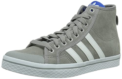 online store 2ad66 6c975 adidas Originals Honey Stripes Mid, Sneaker a Collo Alto Donna, Grigio  (Grau (Aluminium 2 Running White Satellite), 40 2 3 EU  Amazon.it  Scarpe e  borse