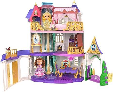 Disney Sofía El Primer Castillo De La Princesa Encantadora Home Kitchen