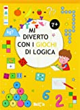 Mi diverto con i giochi di logica 7+. Ediz. a colori
