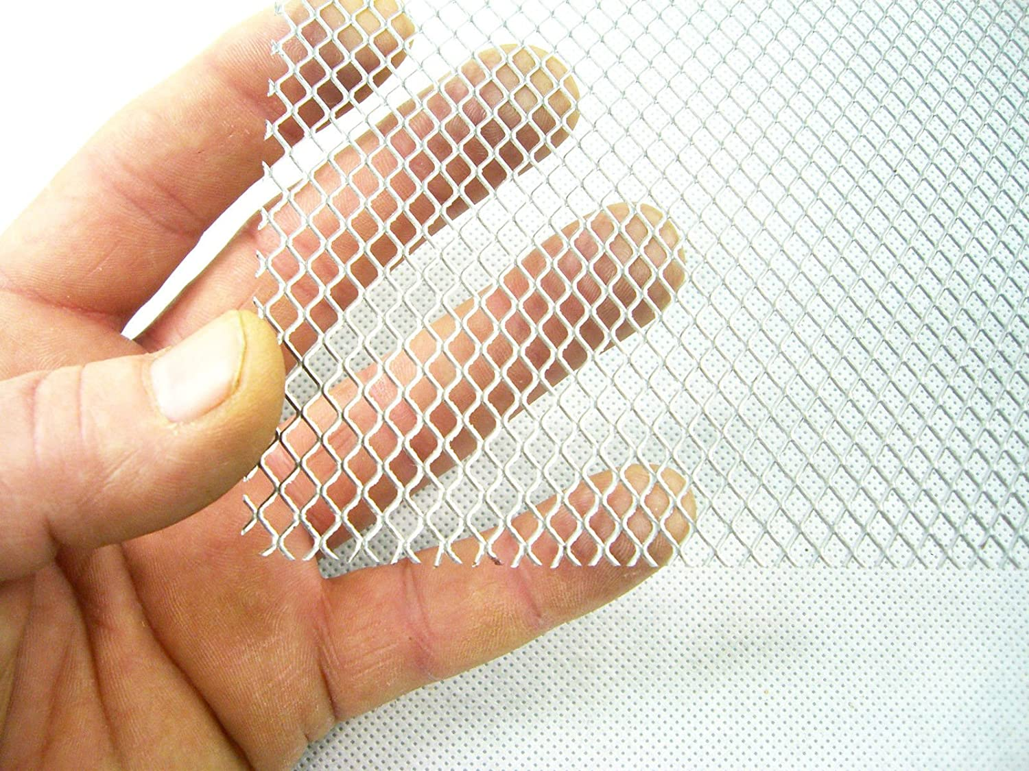 2 x Beekeepers varroa mesh sheets for LANGSTROTH Bee hives 49cm x 38cm Simonthebeekeeper