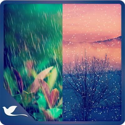 Custom Weather Theme - Custom Theme for Your Screen