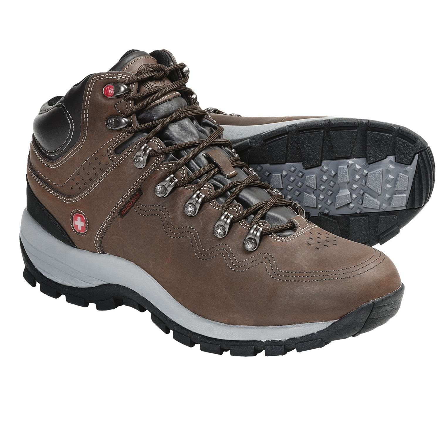 06d88bb859b Amazon.com | Wenger Swiss Gear Outback Men's Waterproof Hiking Boots ...