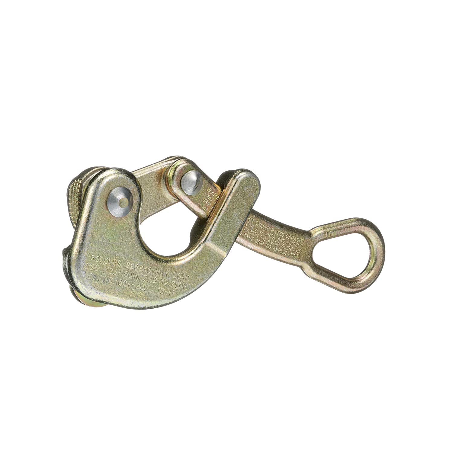 Grip, Havens Grip Wire Pulling Tool with Swing Latch Wire to 0.125 ...