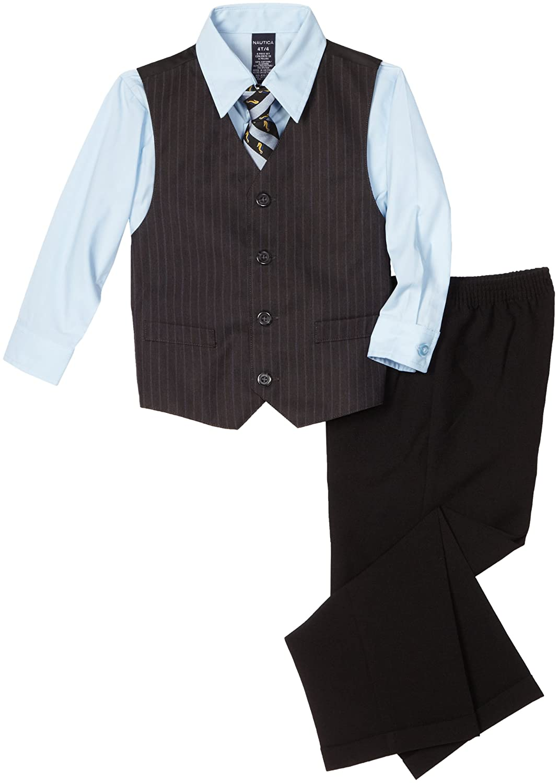 Nautica Dress Up Boys Vest Set