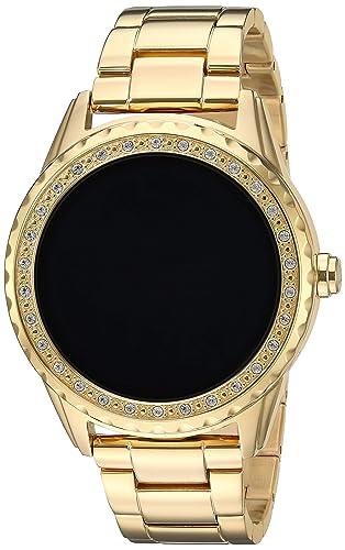 Amazon.com: GUESS - Reloj de cuarzo para mujer de acero ...