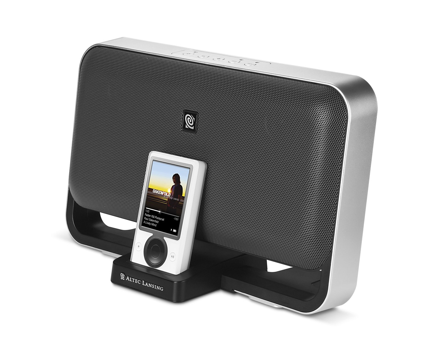 Altec Lansing M604 Powered Audio System for Zune by Altec Lansing (Image #3)