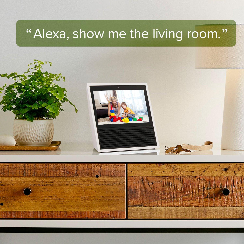 EZVIZ Mini O 720p HD Wi-Fi Home Video Monitoring Security Camera, Works with Alexa - Three Pack by EZVIZ (Image #4)