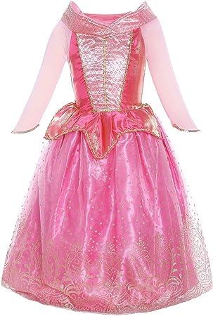 Katara 1709 - Disfraz de Princesa Aurora La Bella Durmiente ...
