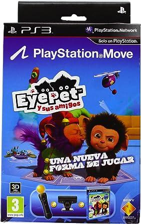 EyePet y sus Amigos + Starter Pack: Amazon.es: Videojuegos