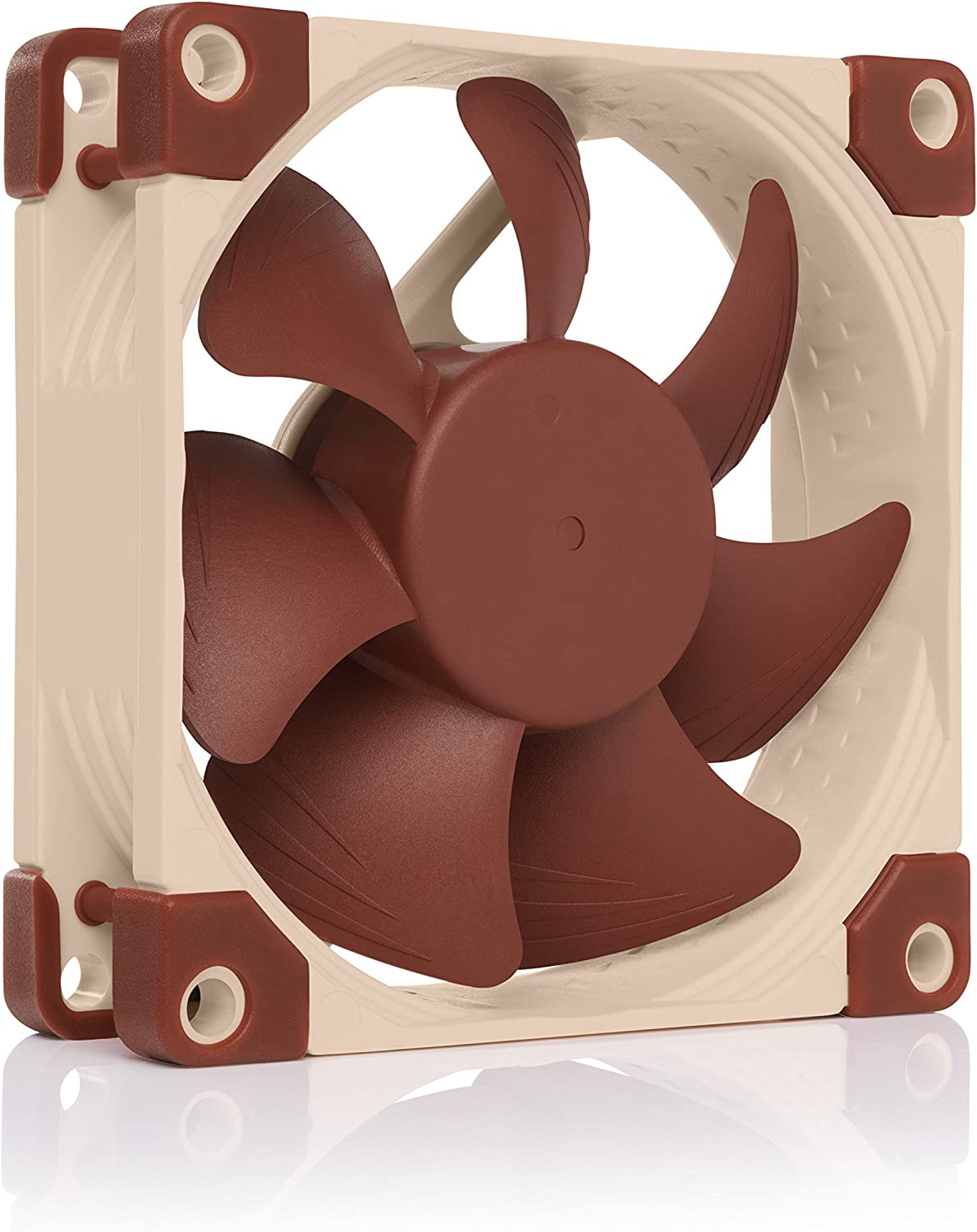 Noctua NF-A8 FLX, Premium Quiet Fan, 3-Pin (80mm, Brown)