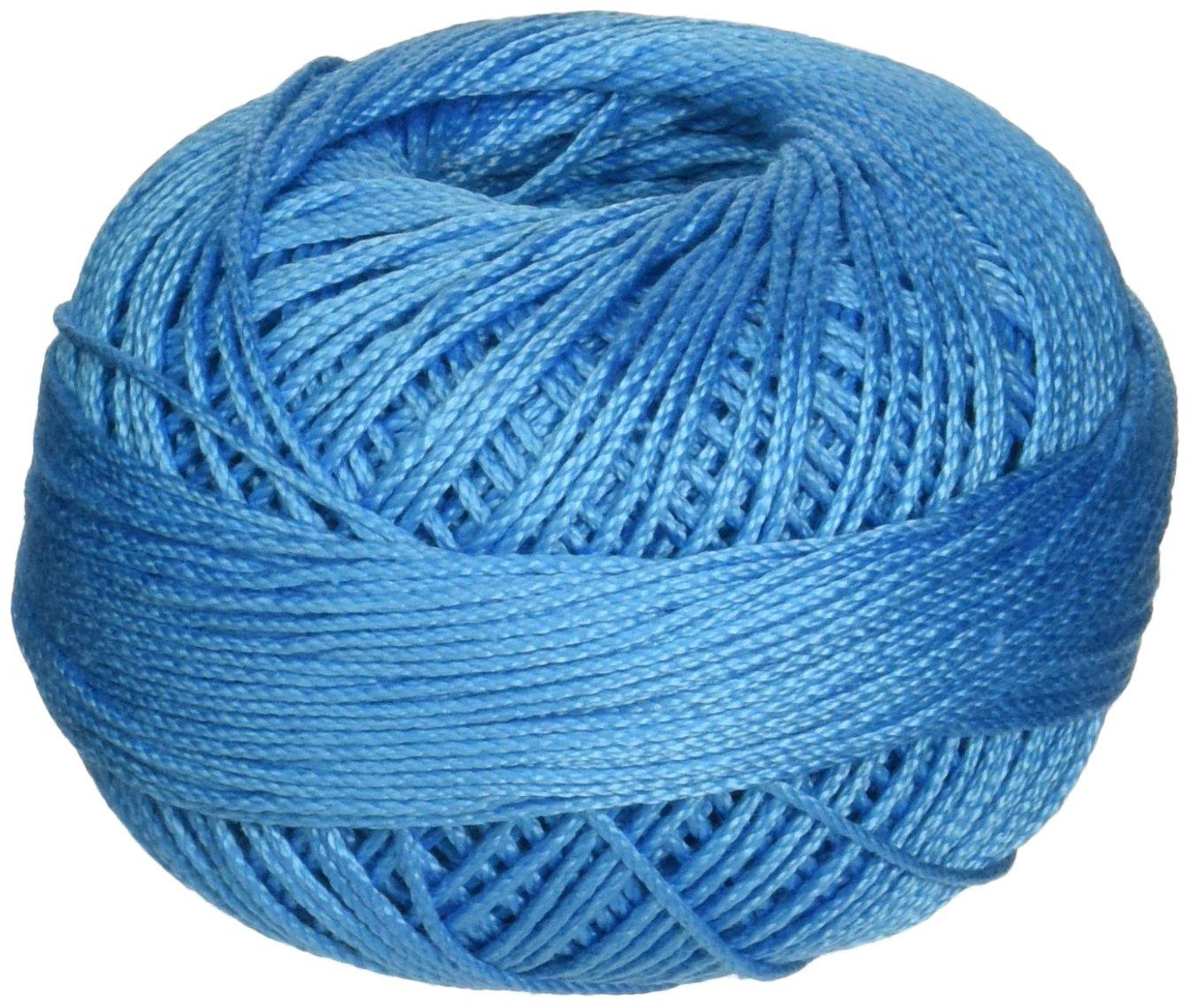 Handy Hands HH10-633 Embroidery Lizbeth Cordonnet Cotton Size 10-Dark Purple
