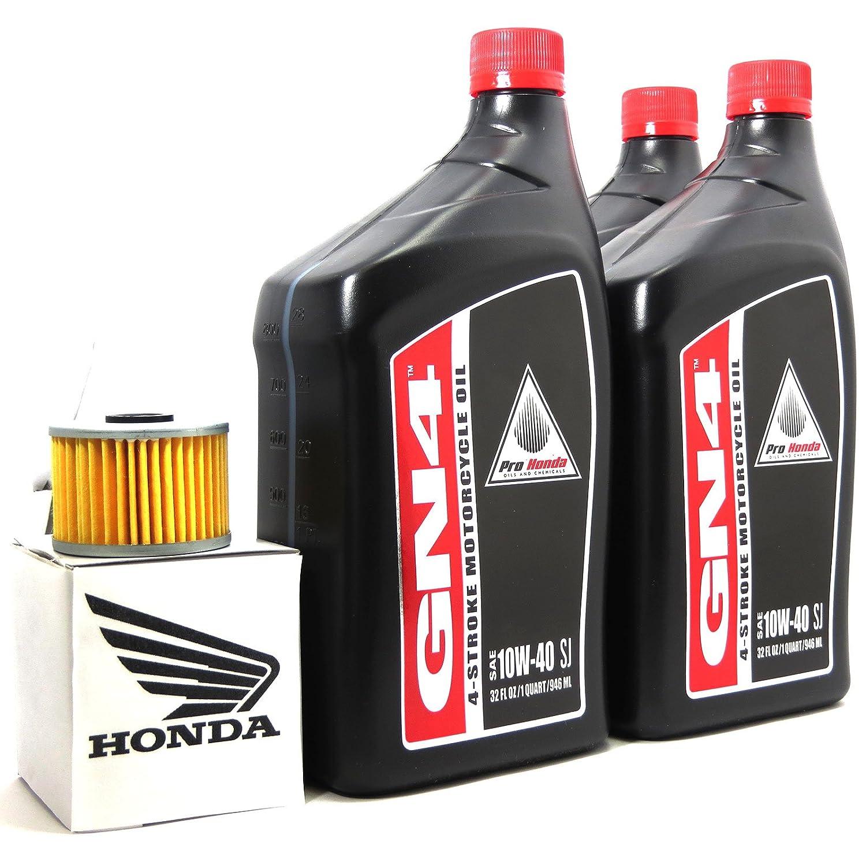 1994 HONDA TRX300 FOURTRAX 300 OIL CHANGE KIT