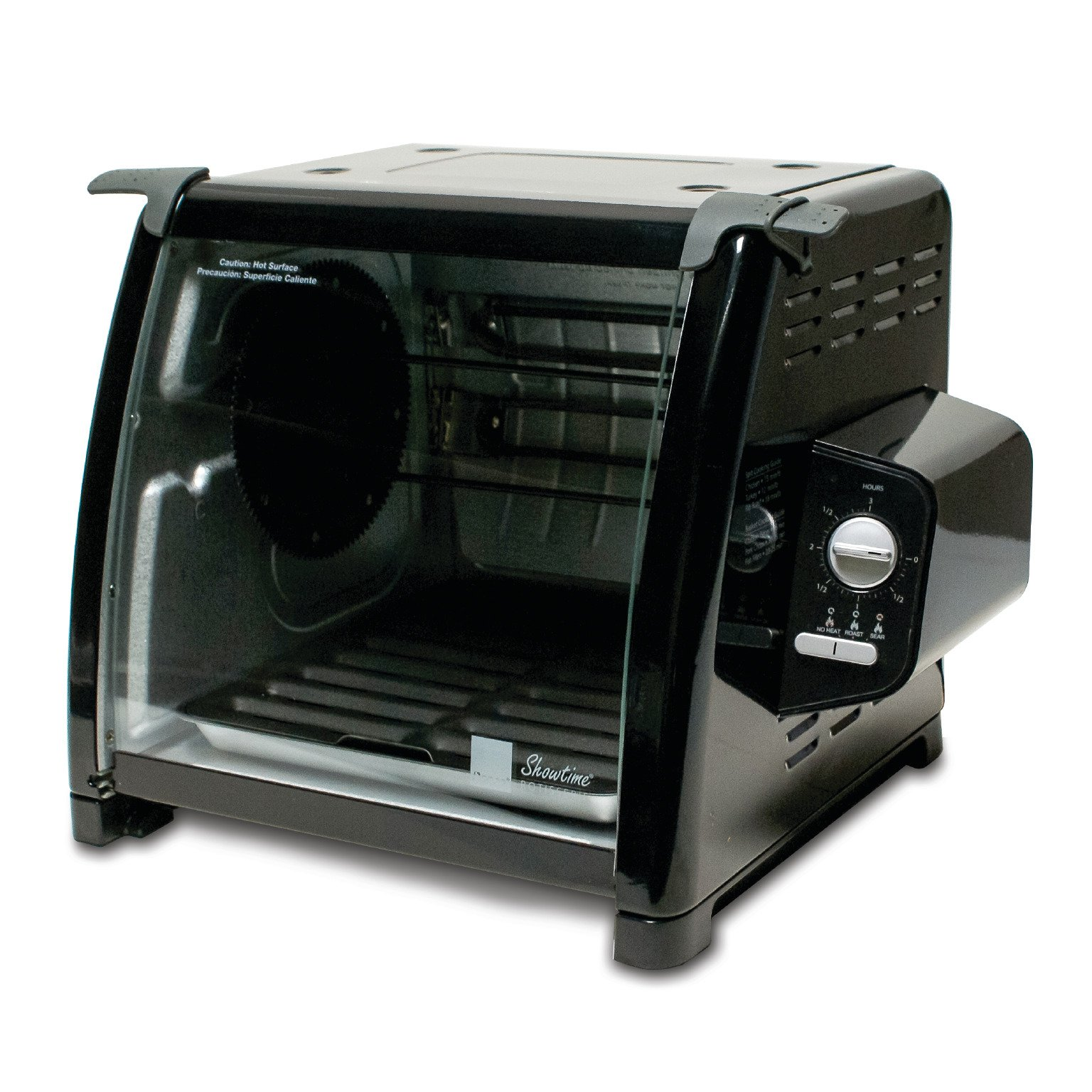 Ronco 5500 Series Rotisserie Oven, Black by Ronco (Image #4)