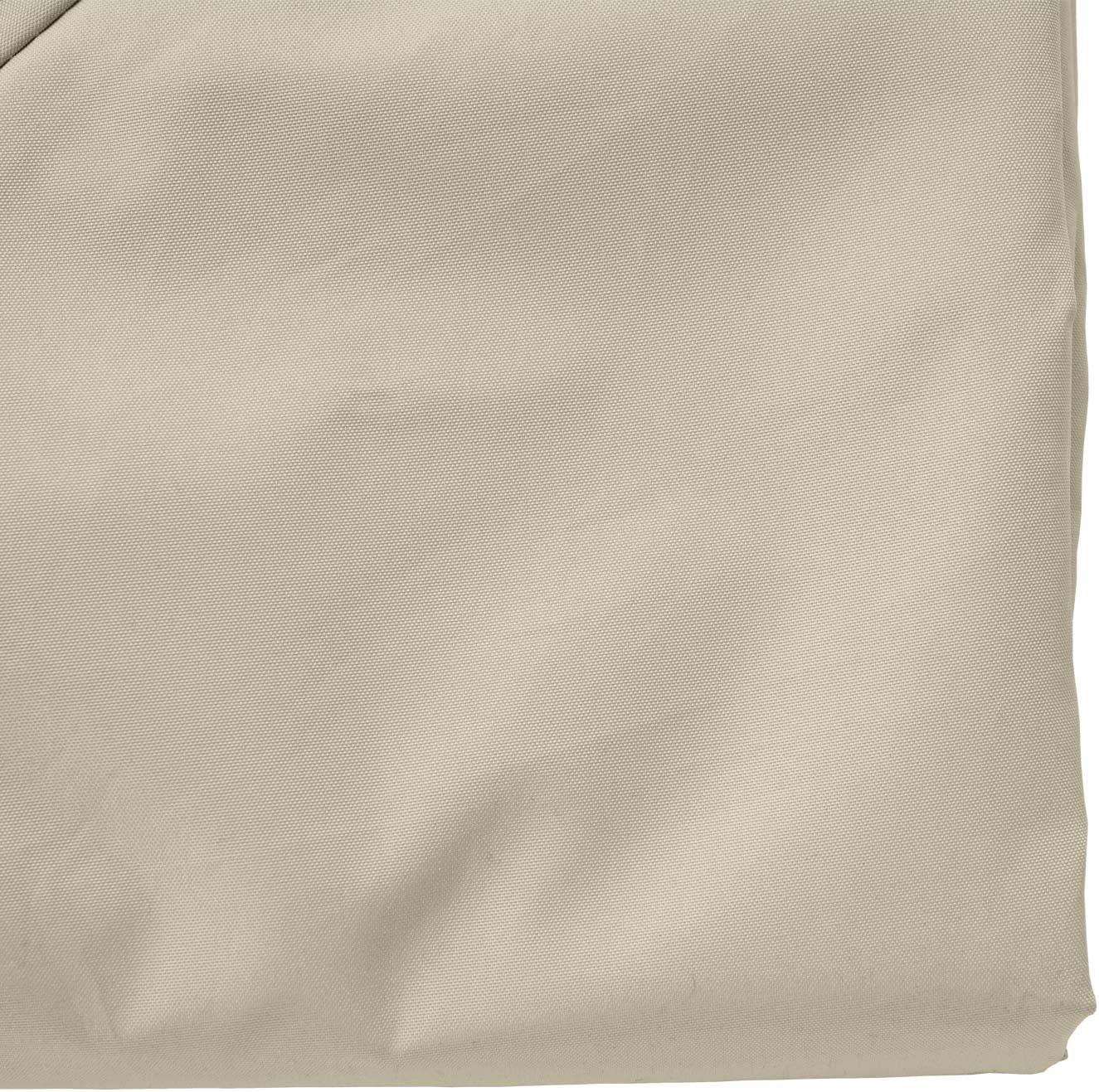 Mendler Telo di Ricambio Copertura Tetto per Gazebo HWC-C44 Poliestere 265x365cm Avorio