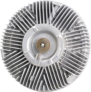 BOXI Engine Cooling Fan Clutch for CHEVROLET CADILLAC GMC 2786 2986 15-4561 15-4632 22149877 15073014 15710101