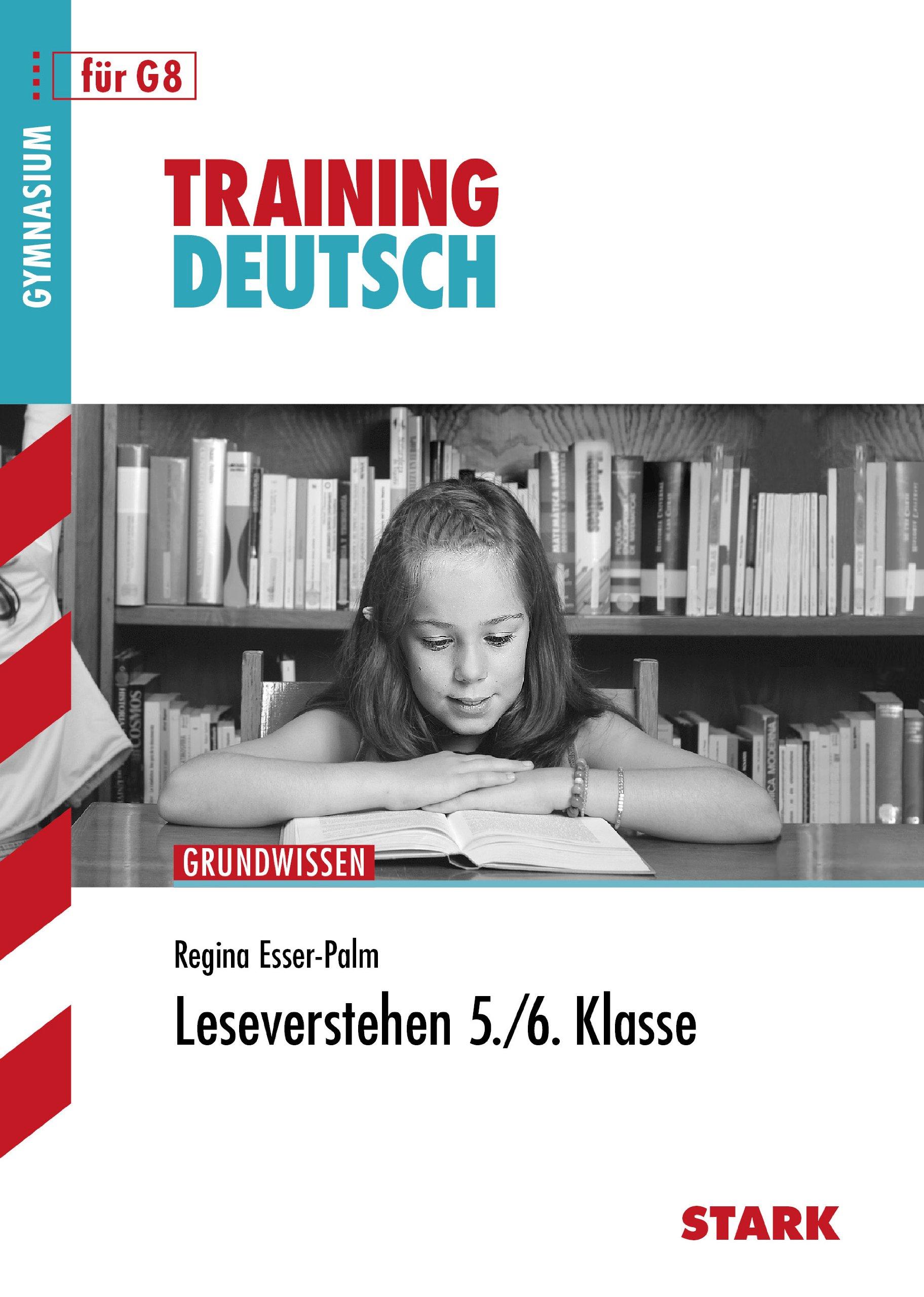 Training Gymnasium - Deutsch Leseverstehen 5./6. Kl. G8: Amazon.de ...