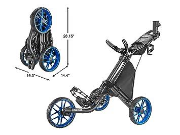 Amazon.com: CaddyTek Caddylite EZ V8 - Carro de golf ...
