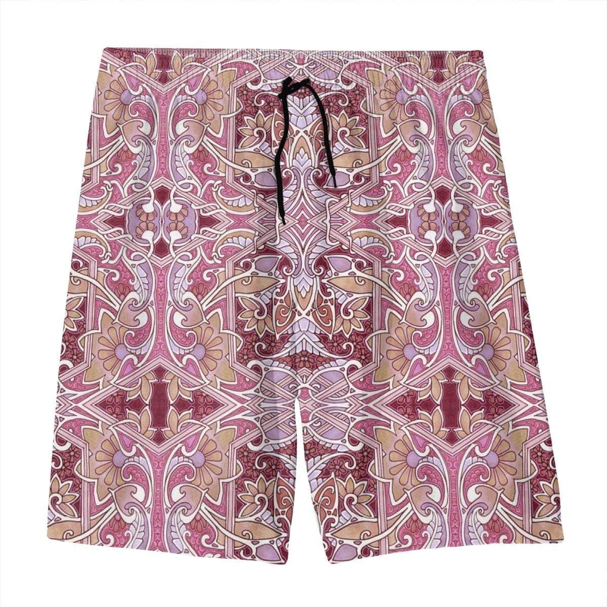 Boys Trunks Swimwear,King Arthurs Paisley Garden/_2094