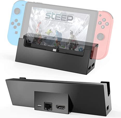 Centeni Switch - Soporte multifunción para Nintendo Switch: Amazon ...