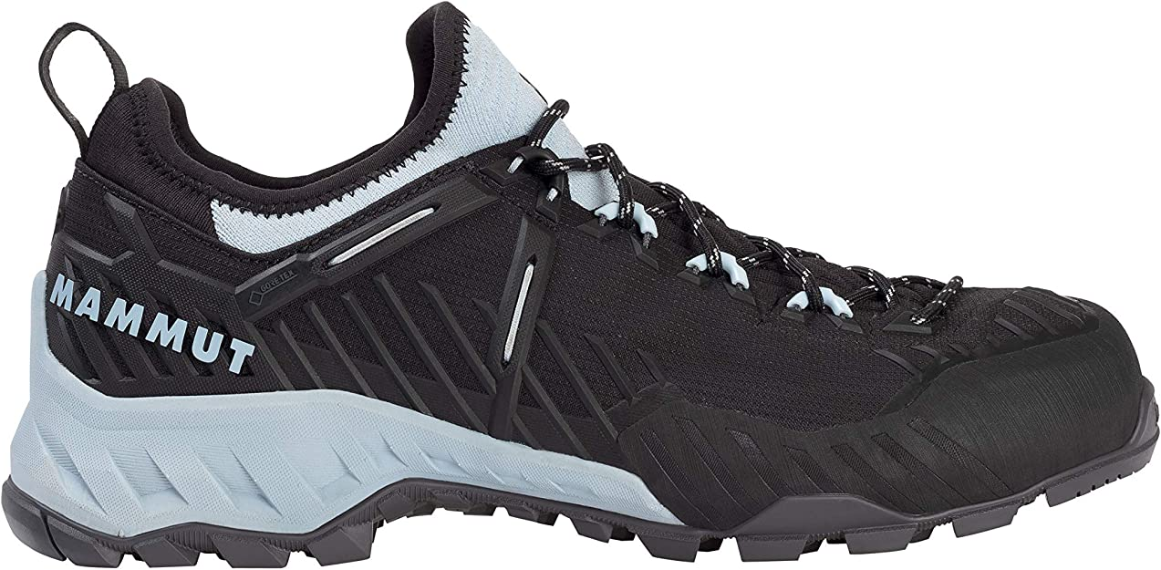 Details about  /Mammut Womens Alnasca II Low GORE-TEX Walking Shoes Grey Sports Outdoors