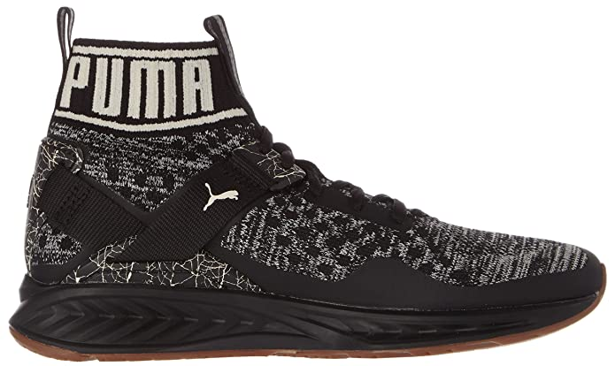 buy online 7625b 1271b Puma Men's Ignite Evoknit Hypernature Black-Bi, Birch and Whisper White Running  Shoes-6.5 UK/India (38.5 EU) (19033703): Buy Online at Low Prices in India  ...