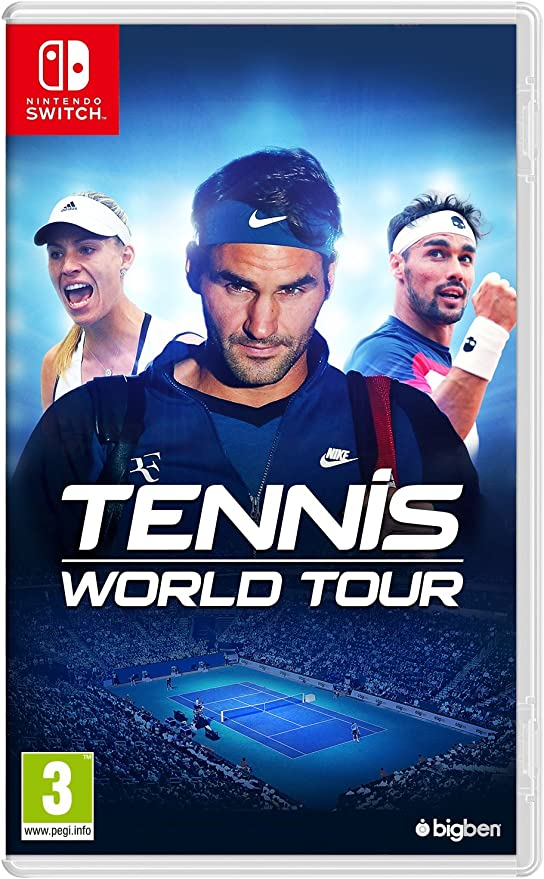 Tennis World Tour: Amazon.es: Videojuegos