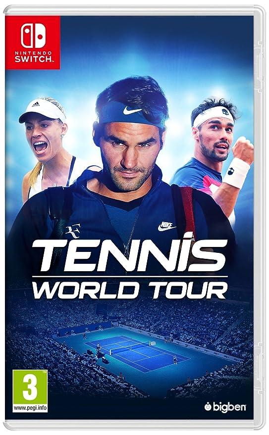 13 opinioni per Tennis World Tour- Nintendo Switch