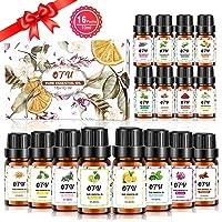 16-Pack OTU 100-Percent Pure Therapeutic Grade Oils kit