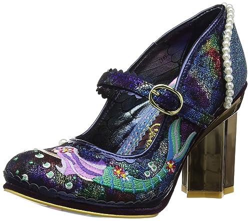 Irregular Choice To Us Zapatos de Boda para Mujer